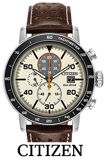 Brycen Citizen's Watch