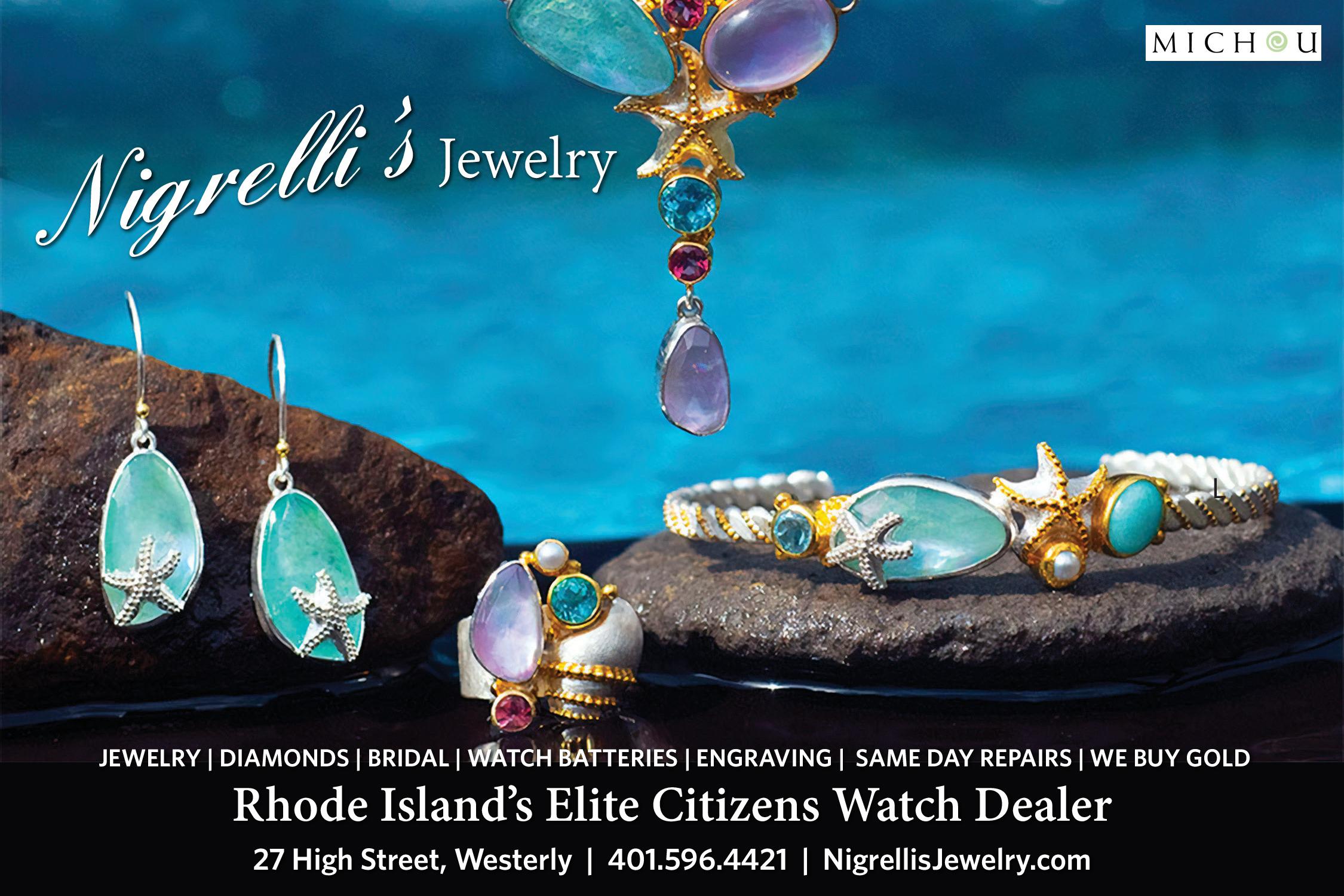 18++ Nigrellis jewelry westerly ri info
